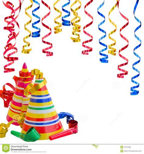 imagenes de cumpleaños fiesta sombreros y serpentina para la fiesta de cumplea 241 os fotos