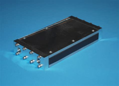 thermoelectric heat sink allied thermal designs thermoelectric chillers