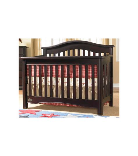 Bonavita Cribs Reviews by Bonavita Lifestyle Ii Hudson Crib In Classic Cherry