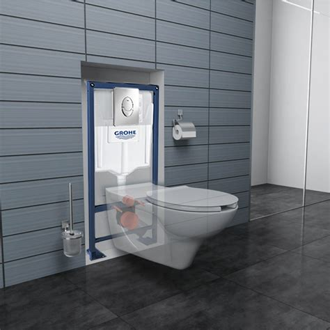 Grohe Wc by Pack Wc Suspendu Grohe Pmr