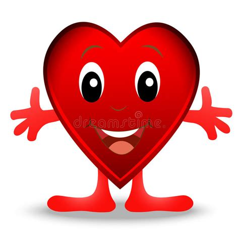 imagenes corazon alegre fr 246 hliches herz post zum tag des heiligen valentin vektor
