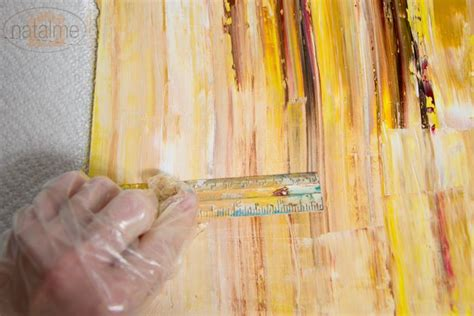 latex tutorial abstract diy abstract oil painting cute and looks easy going to