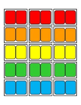 Candyland Cards Template by Land Cards Blank By Santore Teachers Pay