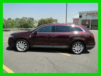 how to fix cars 2011 lincoln mkt lane departure warning purchase used 2011 lincoln mkt 3 7l v6 repairable rebuilder easy fix 20k miles save big in