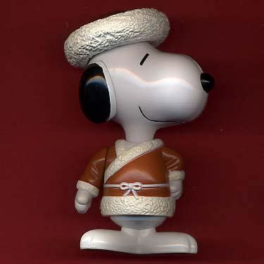 Uq Hm Set Snoopy mcdonald s world tour set 1