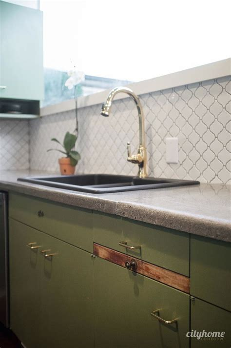 mid century modern backsplash pin by cityhome collective on mid century modern homes