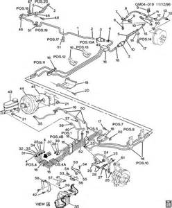 Brake Line Diagram For 2000 Pontiac Grand Prix 97 Pontiac Grand Prix Vacuum Line Diagram 97 Free Engine