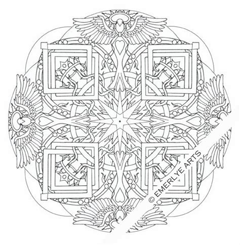 religious mandala coloring pages 342 best color me wonderful images on coloring