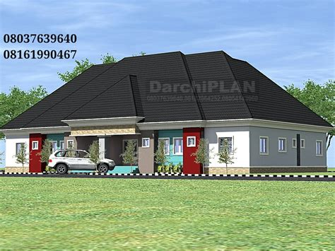 Nigeria Building Style Architectural Designs By Darchiplan Building Plan Approval In Oyo State