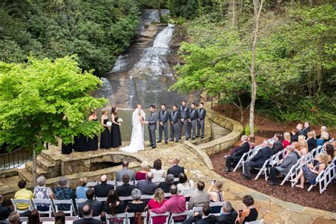 Mountain Wedding Venue in North Georgia   Chota Falls Estate