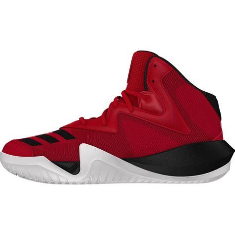 adidas team 2017 shoes b49400 czerwono czarne basketball shoes sklep koszykarski
