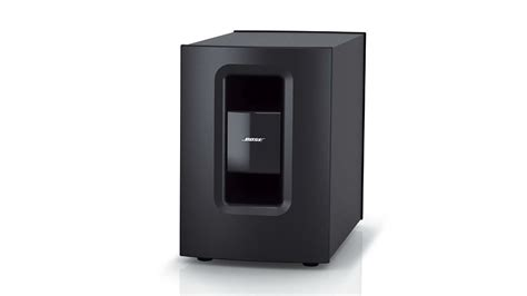 bose cinemate 1 sr home theater speaker system