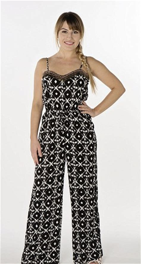 christmas pattern jumpsuit femail reveal the holiday capsule wardrobe every woman