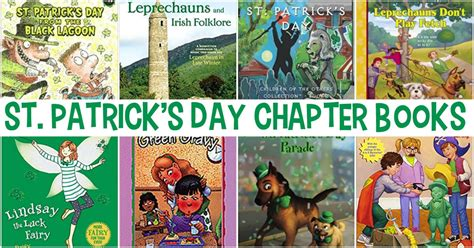 Ten Day Mba Chapters by 10 Of The Most Engaging St Patricks Day Chapter Books
