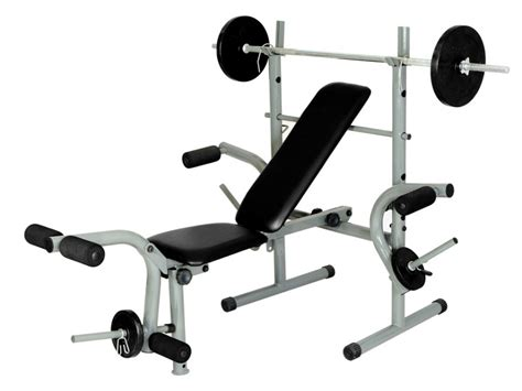 banc fitness banc de musculation bodytrainer fitness