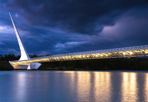 Model Home Interior Design Images sundial bridge at turtle bay santiago calatrava arch2o com