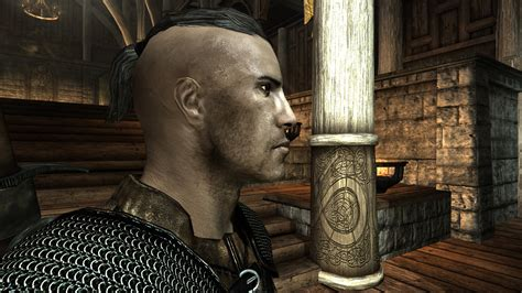 skyrim hair mods howitzer s hair for men at skyrim nexus mods and community
