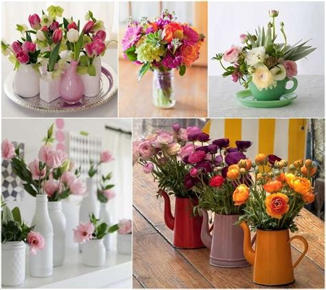Recycle Flower Vases by 12 Beauteous Recycled Flower Vase Ideas