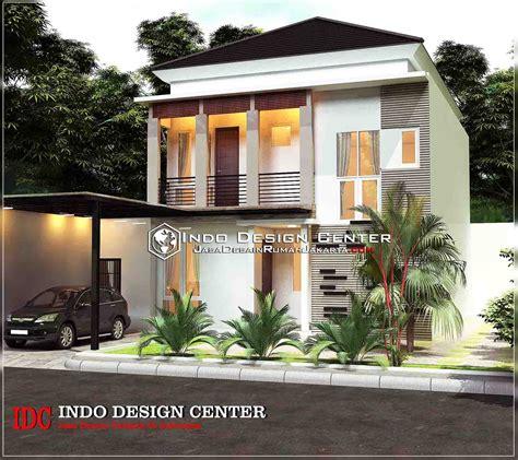 design interior rumah di batam rumah minimalis modern 2 lantai jasa desain rumah