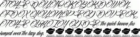 tattoo fonts billion stars billion free font