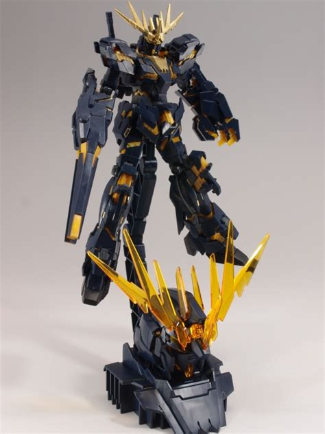 Rx 0 Unicorn Gundam Display Base bandai x hobby japan rx 0 unicorn gundam 02 banshee display base photoreview no 19