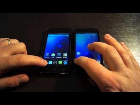android 42 jelly bean vs ubuntu review comparison archos 40 titanium vs huawei y300 ita da esperienzamobile