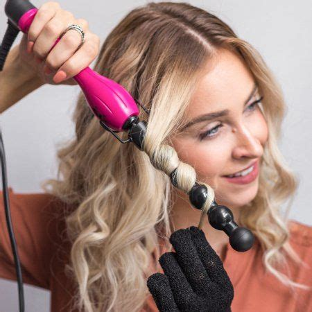 curling wand with balls best 25 revlon curling iron ideas on pinterest triple