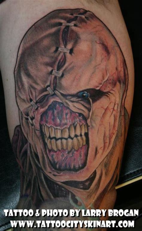 tattoo city pics for gt resident evil nemesis