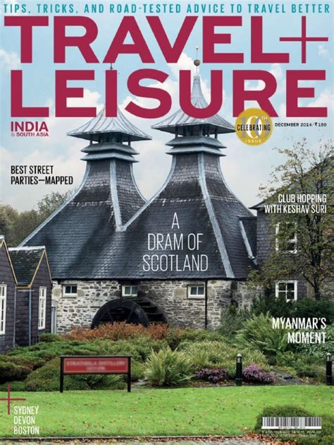 travel leisure india south asia december