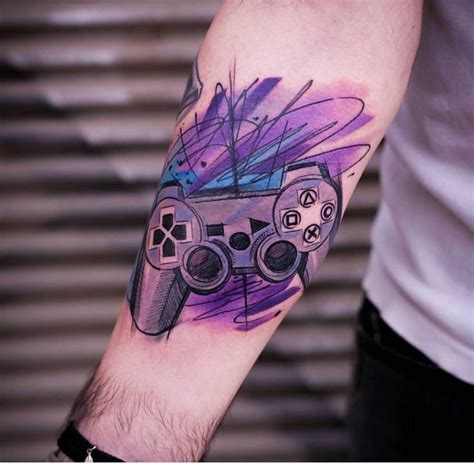the best tattoo for gamers
