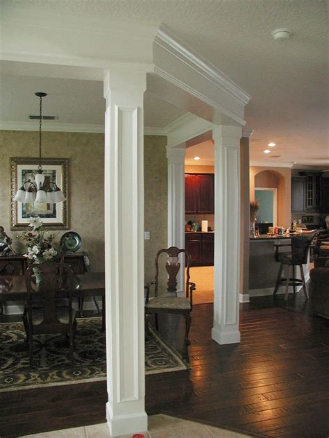 interior home columns 78 best columns and trim work images on home