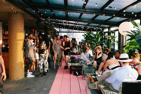 top hotel bars nyc the best new outdoor hotel bars to close out summer in nyc