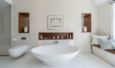 Modern Bathrooms Ltd Doig Bathrooms Contemporary Bathroom Oxfordshire By Doig Furniture Ltd