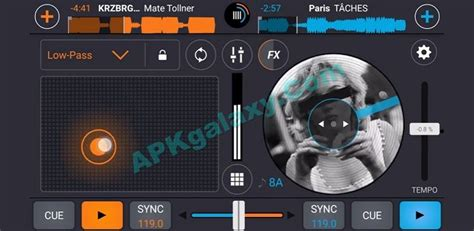 cross dj pro apk apkgalaxy android apk store