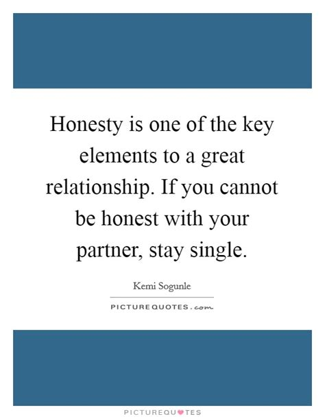 The Key Elements Of Great Resources by Honesty Is One Of The Key Elements To A Great Relationship
