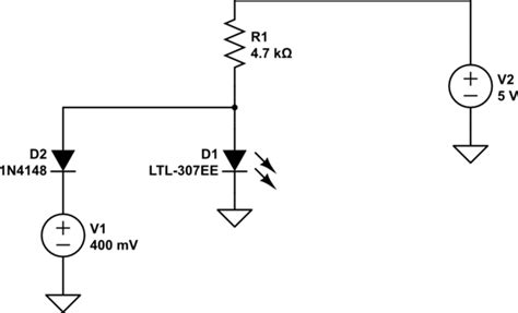 semiconductor diode practice problems semiconductor diode practice problems 28 images analog how to analyze this diode circuit