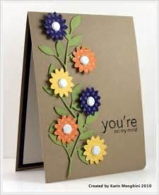 Simple Handmade Card Ideas - 30 cool handmade card ideas for birthday and