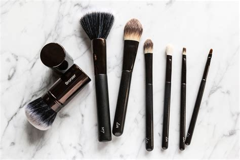 best makeup brushes evaluating the best drugstore makeup brushes into the gloss