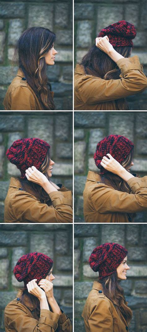 simple step by step winter hairstyle tutorials for simple step by step winter hairstyle tutorials for