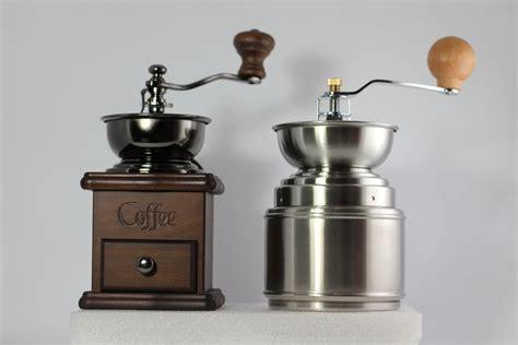 Mesin Kopi Manual kelebihan dan kekurangan alat giling kopi manual prelo