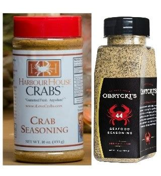 harbor house crabs seasoning harbour house crabs and obrycki s seasoning combo