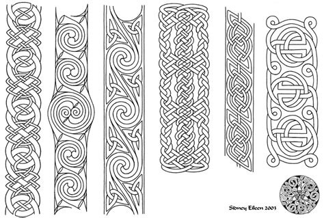 flash celtic bands 1 line by sidneyeileen on deviantart