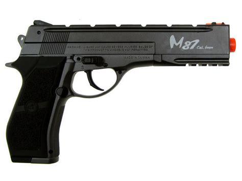 Jual 1000 Fps Air Pistol by Wg M87 Co2 Powered Airsoft Pistol Metal Air Soft Gun