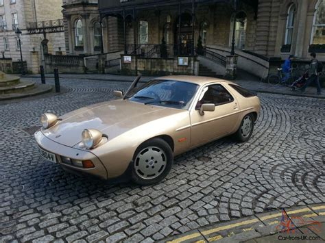 porsche family car porsche 928s only 4 owners same family full afn history