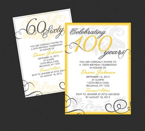 birthday invitations templates for adults birthday invitations birthday invitations