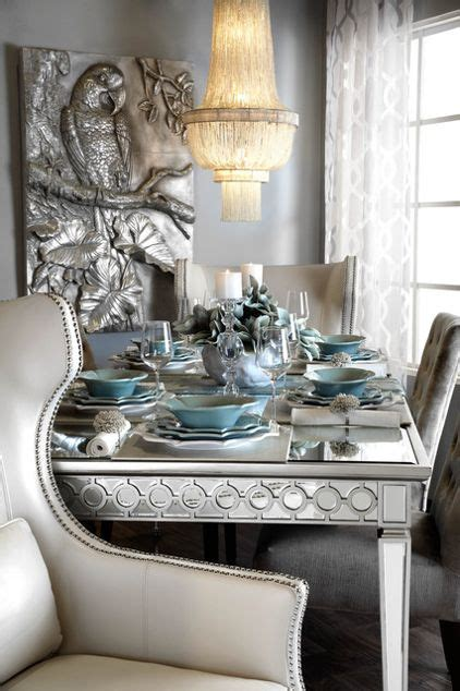 Z Gallerie Dining Room Styled By Z Gallerie