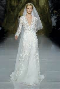 look beautiful new wedding dresses by elie saab onewed
