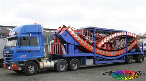 Racked Rides by Mahons Nicely Kept Superloops On Its Trailer New Zealand