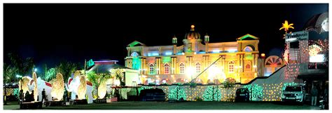 Home Decor From India Vrindavan Lawn Marriage Wedding Party Place And Guest
