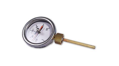 Termometer Bimetal bimetallic thermometers nuwatt